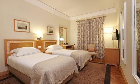 Petite Chambre Double - Lisboa Plaza - Lisbonne
