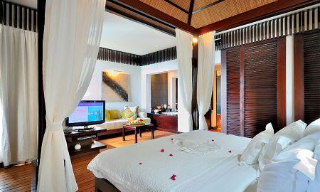 Penthouse Habitación Deluxe - Le Cardinal Exclusive Resort - Isla De Mauricio