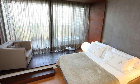 Chambre Terrasse - Britania Hotel - Lisbonne