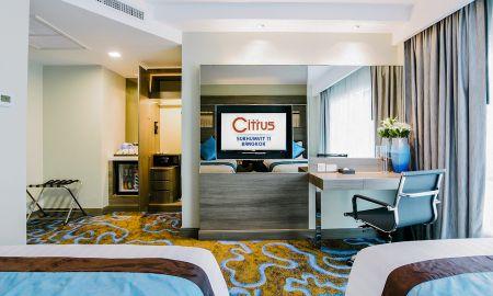Quarto Comfy - Citrus Sukhumvit 11 By Compass Hospitality - Bangkok