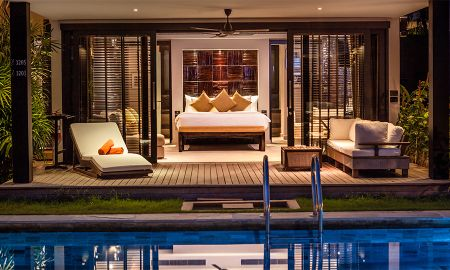 Suite Deux Chambres Junior Chic avec Piscine - Nikki Beach Resort Koh Samui - Koh Samui
