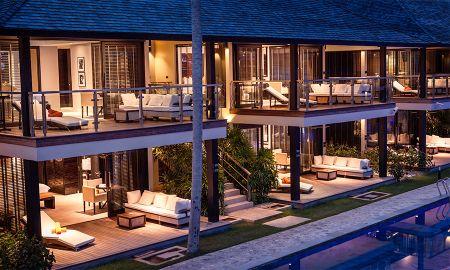 Suite Familiale Trois Chambres - Accès Piscine - Nikki Beach Resort Koh Samui - Koh Samui