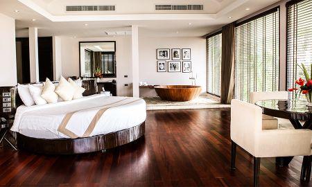Penthouse - Vue Mer - Nikki Beach Resort Koh Samui - Koh Samui