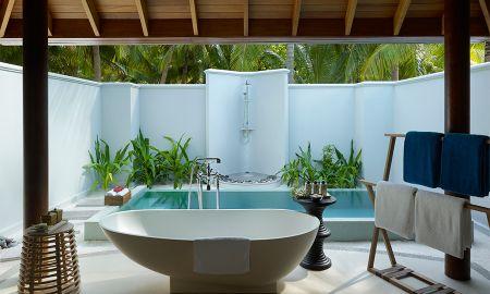 Villa Beach Twin avec Piscine - Dusit Thani Maldives - Maldives
