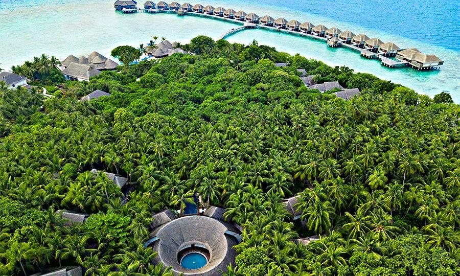 Hotel Dusit Thani Maldives Booking Info