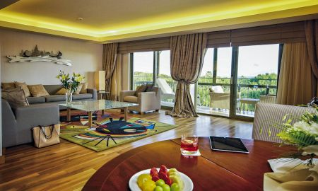 Junior Suite - Gloria Golf Resort - Antalya