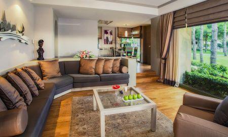 Executive Villa - Gloria Golf Resort - Antalya