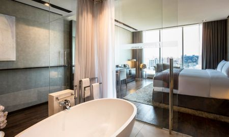 Habitación Executive - Piso Superior - The Canvas Hotel Dubai MGallery By Sofitel - Dubai