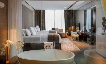 Chambre Melia - The Canvas Hotel Dubai MGallery By Sofitel - Dubai