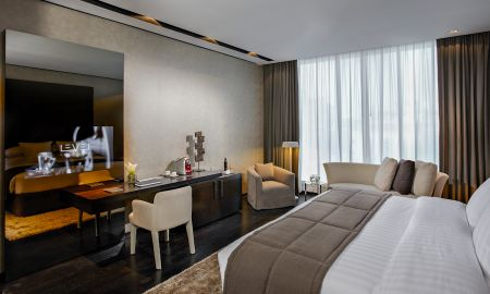 Chambre Deluxe - The Canvas Hotel Dubai MGallery By Sofitel - Dubai
