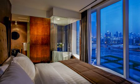 Suite Junior The Level - The Canvas Hotel Dubai MGallery By Sofitel - Dubai