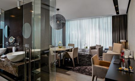 Grand Suite The Level - The Canvas Hotel Dubai MGallery By Sofitel - Dubai