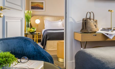 Chambre Communicante - Hotel Le Marianne - Paris
