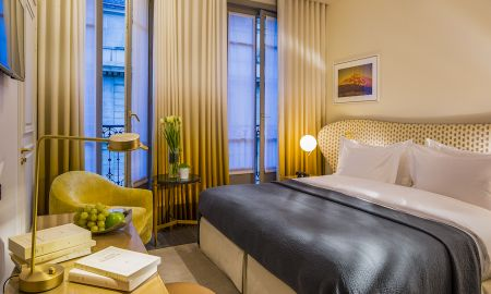 Chambre Deluxe - Hotel Le Marianne - Paris