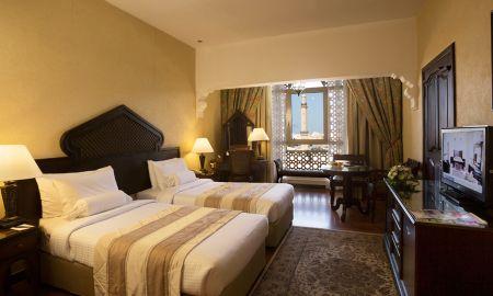 Chambre Deluxe Vue Musée - Arabian Courtyard Hotel & Spa - Dubai