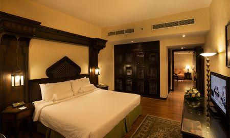 Suite une Chambre - Arabian Courtyard Hotel & Spa - Dubai