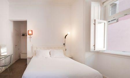 Chambre Double - Avec Douche - House 4 - Lisbonne