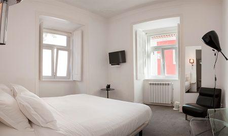 Chambre Double - House 4 - Lisbonne