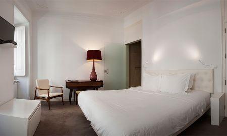 Chambre Double - Avec Baignoire - House 4 - Lisbonne