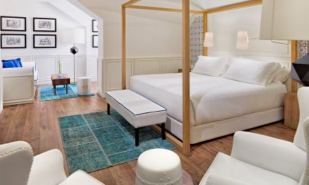 Deluxe Zimmer - H10 Duque De Loulé - Lissabon