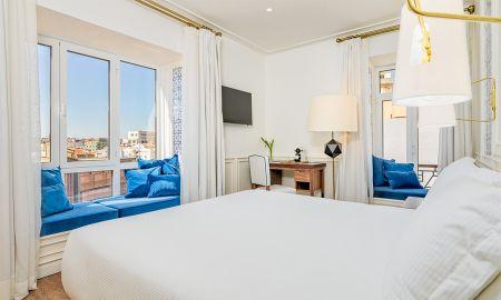 Standard Room - H10 Duque De Loulé - Lisbon