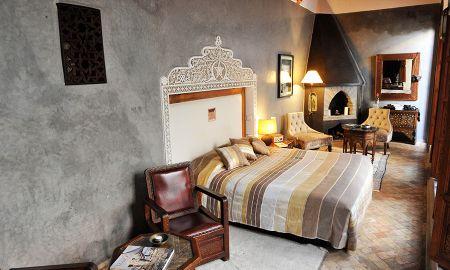 Suite Number Two - Riad Dar Zaya - Marrakech