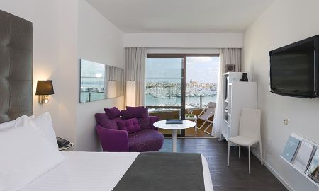 Habitación Premium The Level - Vista Mar - Melia Palma Marina - Islas Baleares