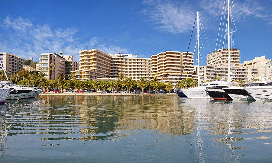 Hotel Melia Palma Marina Booking Info