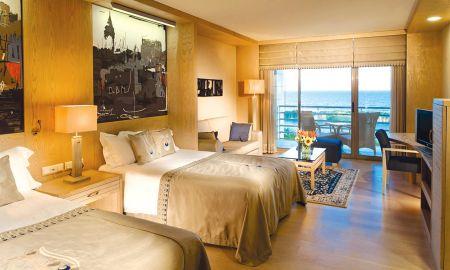 Superior Room Side Sea View - Gloria Serenity Resort - Antalya