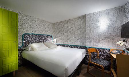 Quarto Superiore Insolite - Hotel Crayon Rouge By Elegancia - Paris