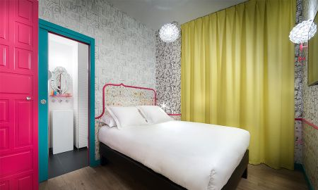 Chambre Standard Individuelle - Hotel Crayon Rouge By Elegancia - Paris