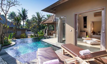 Villa Un Dormitorio con Piscina - Wapa Di Ume Resort & Spa - Bali