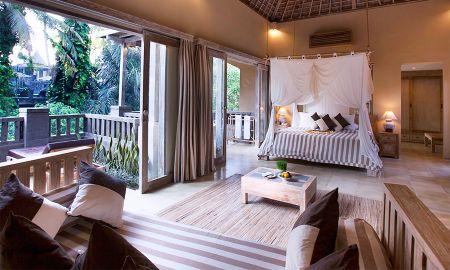 Сюита - Wapa Di Ume Resort & Spa - бали