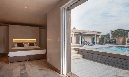 Suite Junior - Hotel Villa Cosy - Saint Tropez
