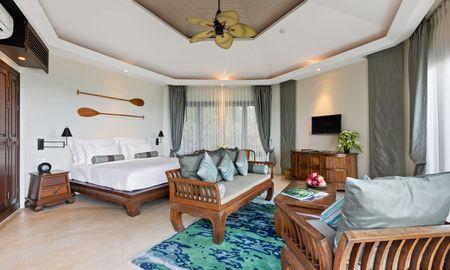 Suite avec piscine et vue sur l'océan - Outrigger Koh Samui Beach Resort - Koh Samui