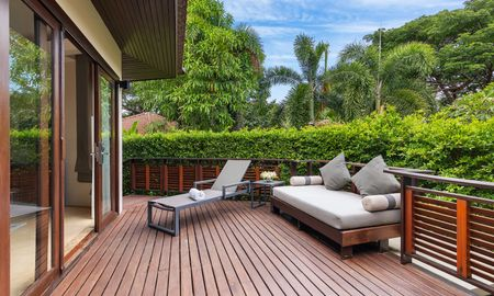Suite avec Bassin de Plongée - Outrigger Koh Samui Beach Resort - Koh Samui