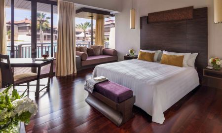 Chambre Deluxe avec Vue Lagon - Anantara The Palm Dubai - Dubai
