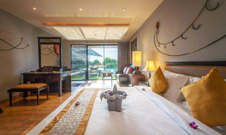 Camera Deluxe Accesso Piscina vista mare - Ayara Kamala Resort & Spa - Phuket
