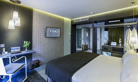 Axel City Double - TWO Hotel Barcelona By Axel - Barcelona