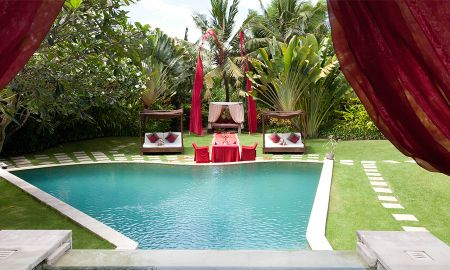 Villa privada con Piscina - 4 Dormitorios - Villa Mathis - Bali