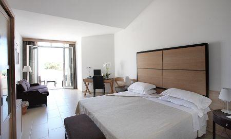 Habitación Deluxe - Vista Mar - The Pelican Beach Resort & SPA - Adults Only - Cerdeña