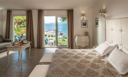 Suite Junior Maravilla - The Pelican Beach Resort & SPA - Adults Only - Cerdeña