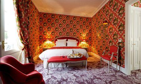Chambre Privilege - La Grande Maison De Bernard Magrez - Bordeaux