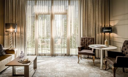 Suite de Luxe avec Terrasse - Luxury Suites Amsterdam - Amsterdam