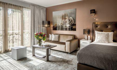 Suite De Luxe - Luxury Suites Amsterdam - Amsterdam