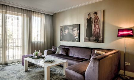 Suite Royale - Luxury Suites Amsterdam - Amsterdam