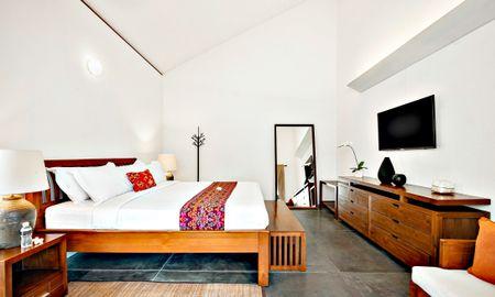 Villa Tres Dormitorios con Piscina - Mayaloka - Bali