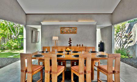 Villa Cuatro Dormitorios con Piscina - Mayaloka - Bali