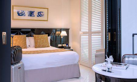 Chambre Deluxe Terrasse - Hotel Aston La Scala - Nice