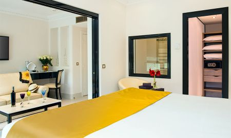 Suite Junior - Hotel Aston La Scala - Nice